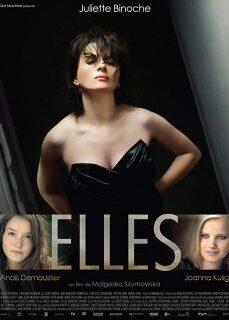 Paris'li Sex Kızları Filmi Elles